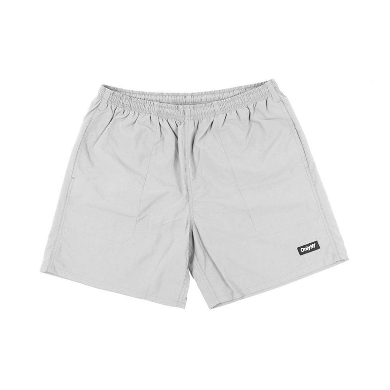 Only NY / Highfalls Swim Trunks (Silver)