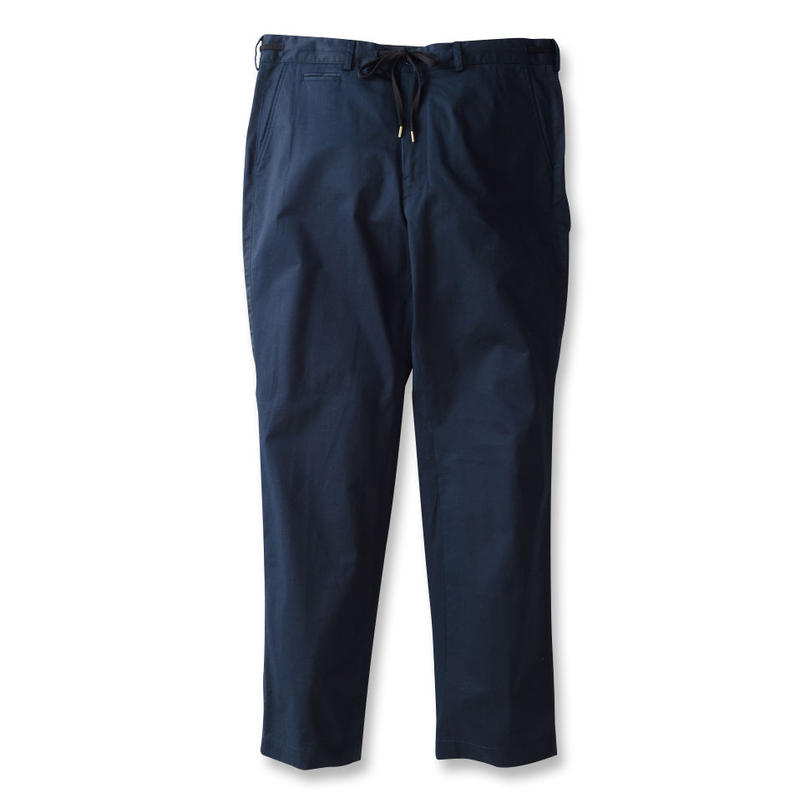 SON OF THE CHEESE / Hong Kong slacks (NAVY)