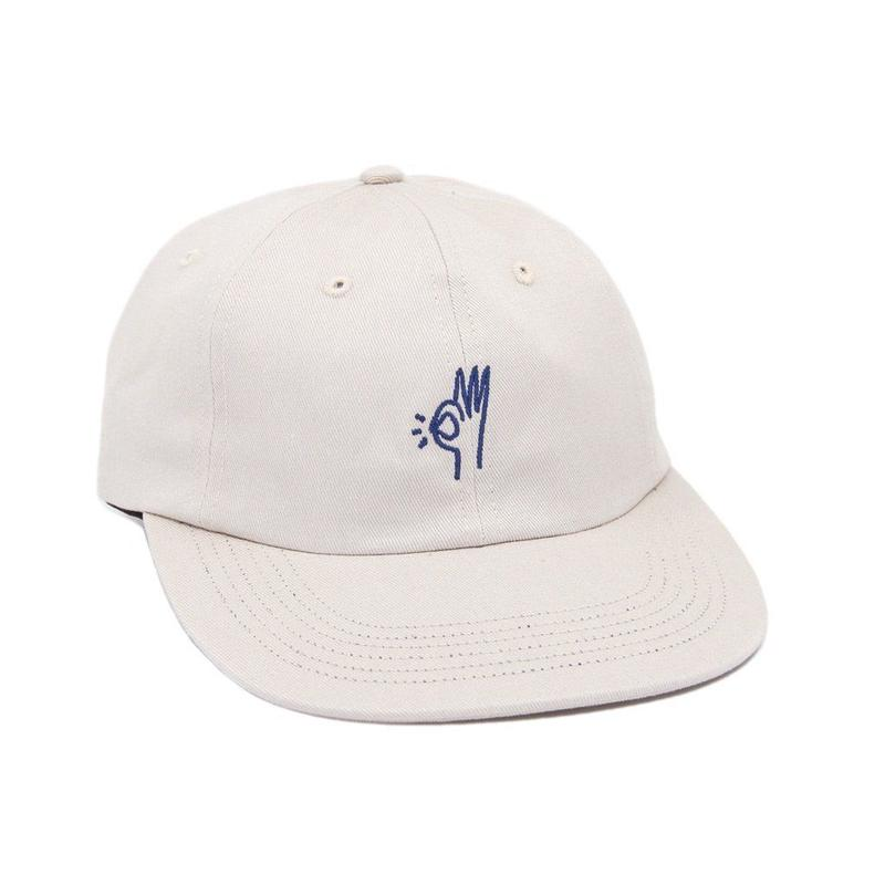 Only NY / OK Polo Hat (Sand)