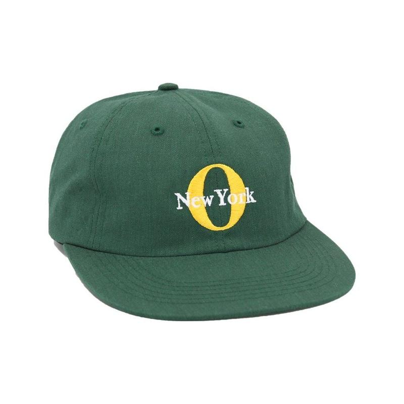 Only NY / WEST SIDE POLO HAT(Spruce)