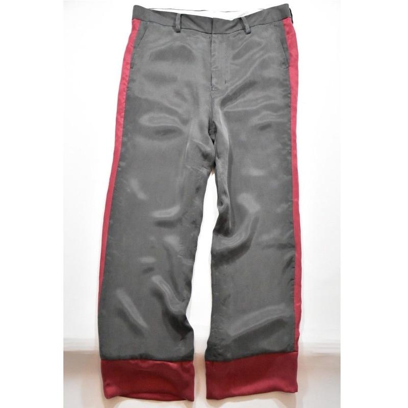 Black Weirdos / Saddam Bowling Pants  / (Chacoal)