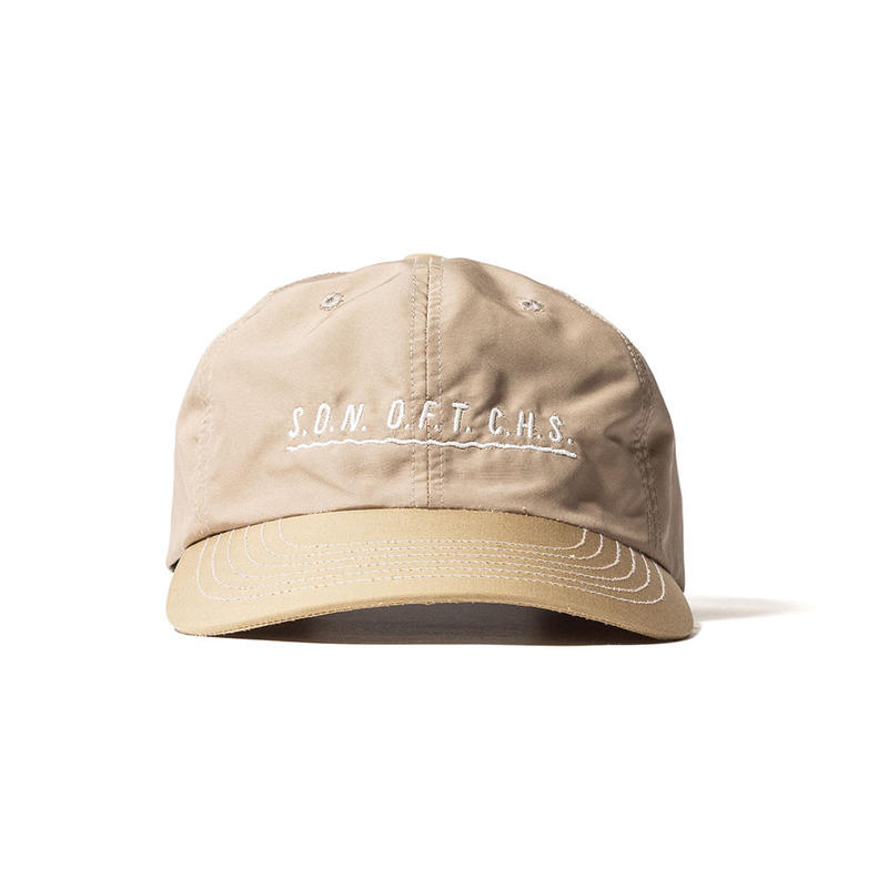 SON OF THE CHEESE / SOTC wave CAP(BEIGE)