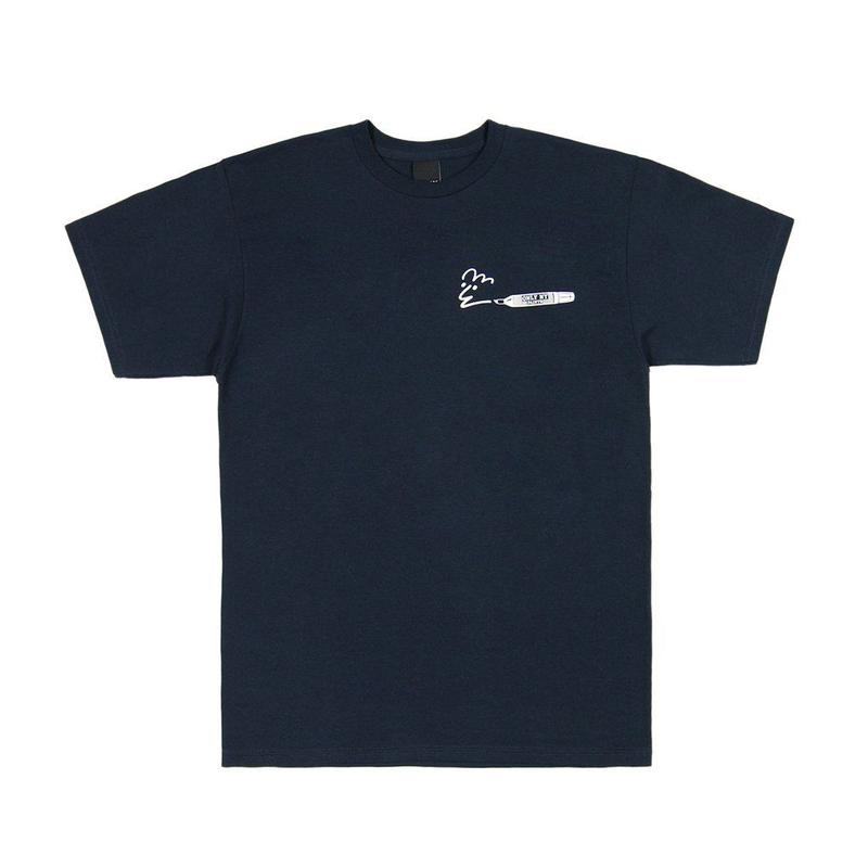 Only NY / MARKER T-SHIRT(Navy)