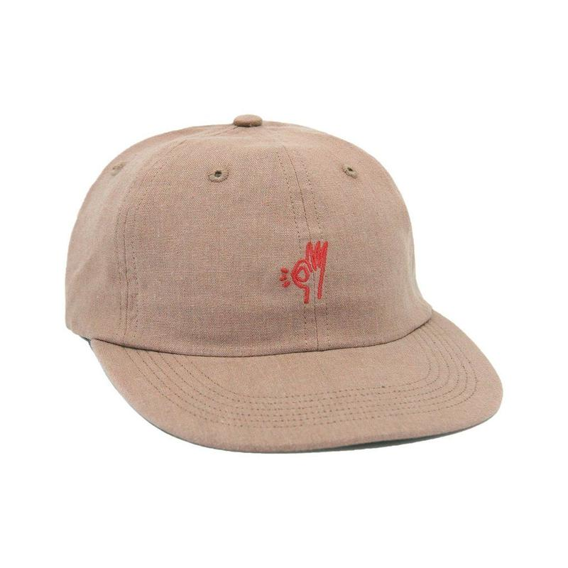 Only NY / OK POLO HAT(Almond)