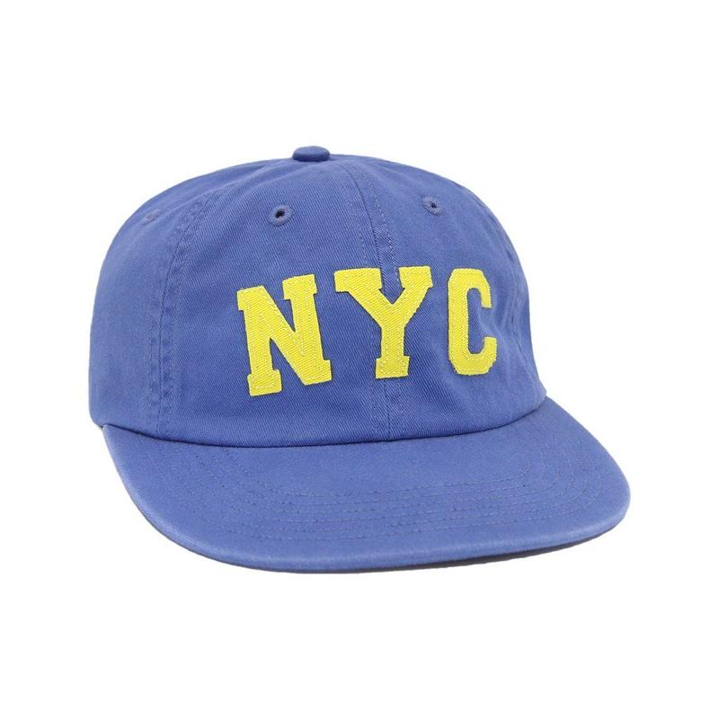 Only NY / NYC POLO HAT(Marine Blue)