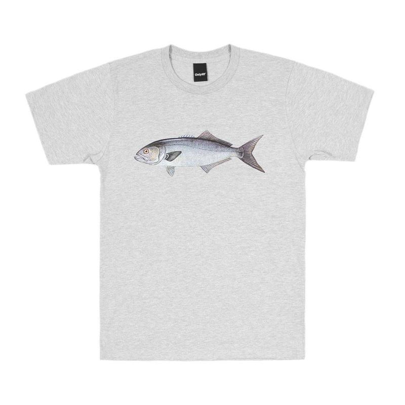 Only NY /  Bluefish T-shirt (Ash)