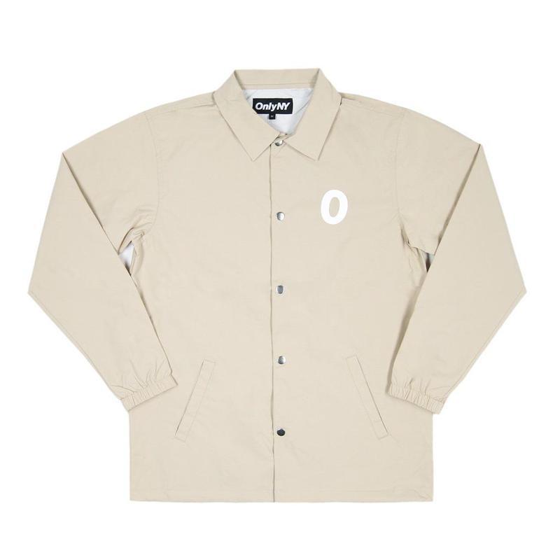 Only NY / Derby Coach Jacket (Khaki)