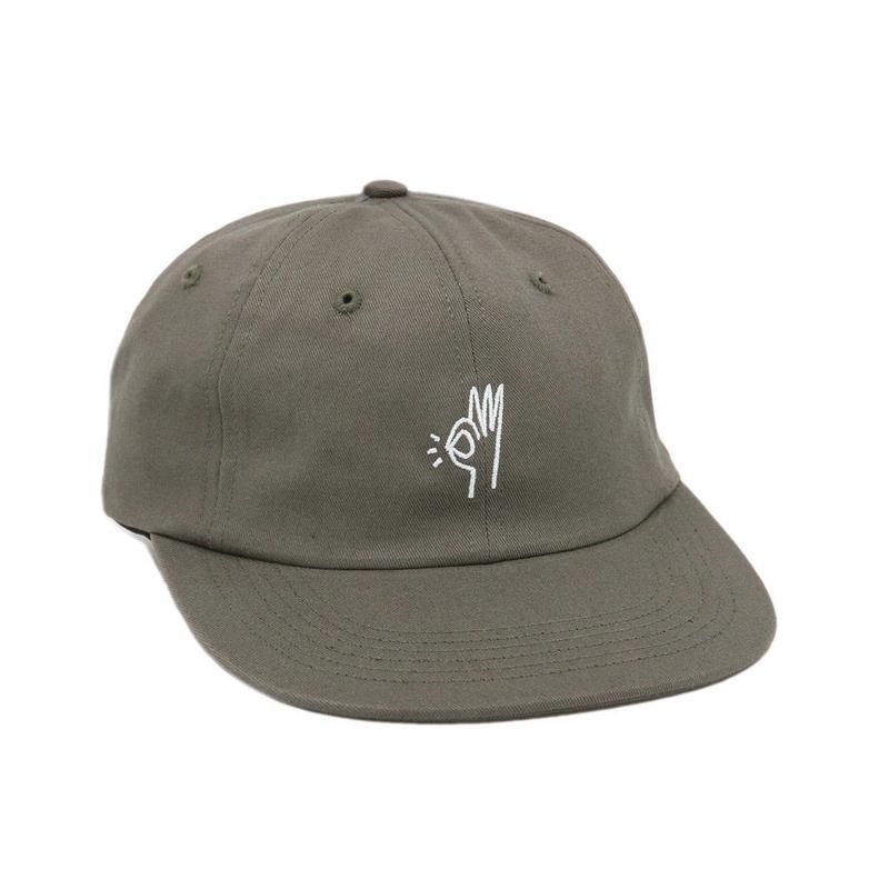 Only NY / OK Polo Hat (Jalapeno)
