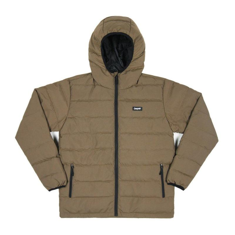 Only NY / Summit Down Jacket (Coyote)