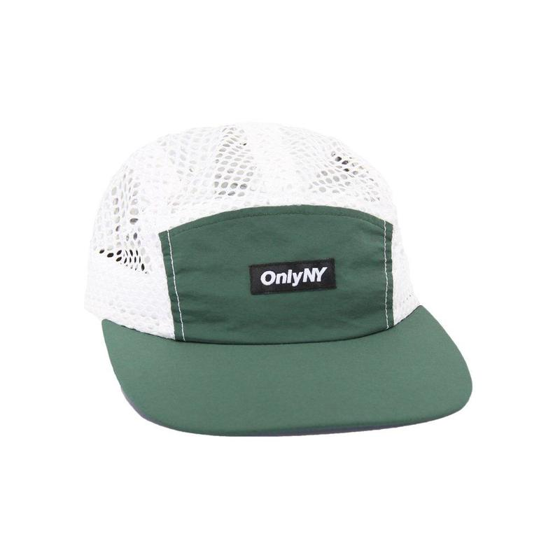 Only NY / MESH RUNNERS 5-PANEL (Hunter)