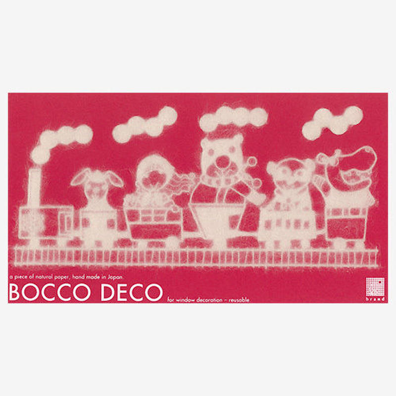 BOCCO DECO  #01 Train