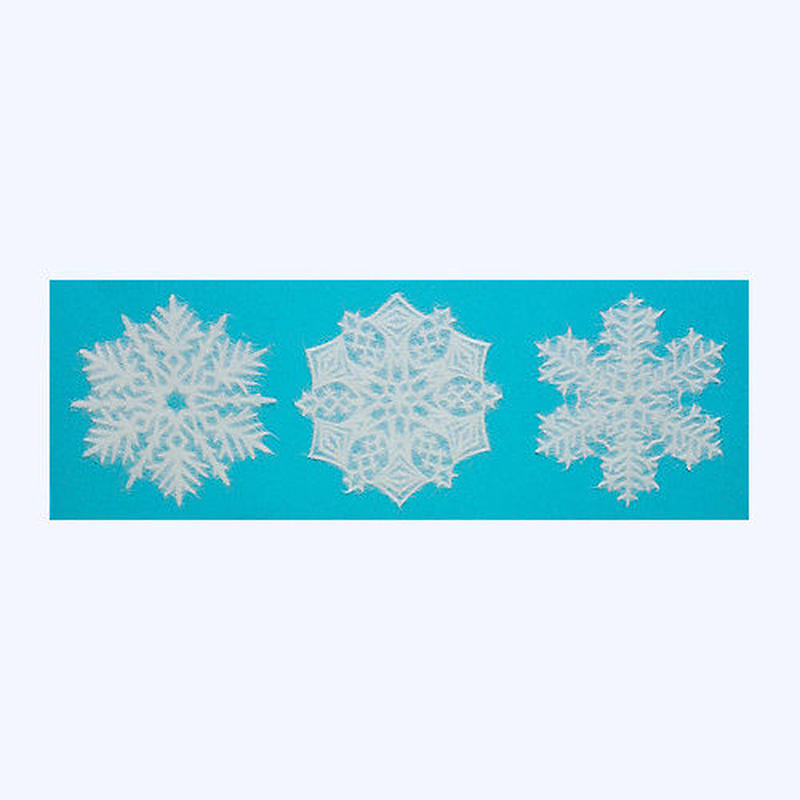 SNOWFLAKE #103 Russia (S-size)