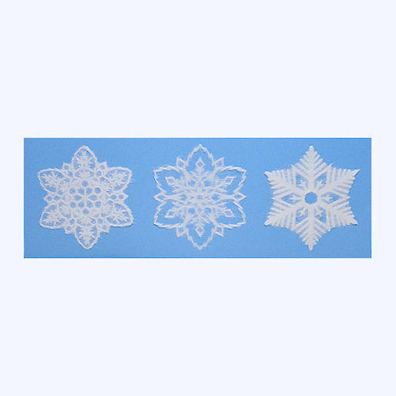 SNOWFLAKE #101 Lace (S-size)