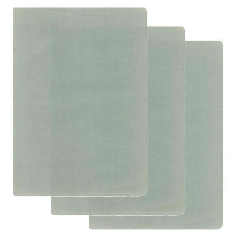 Wax Paper File(3枚入)