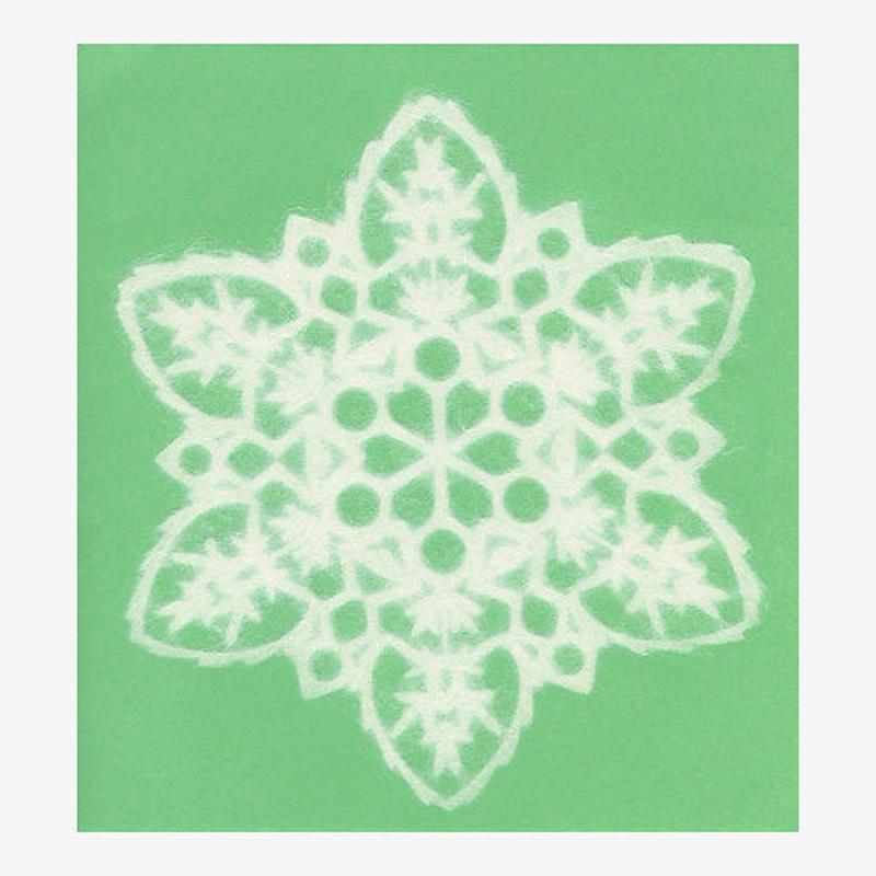 SNOWFLAKE #201 Lace#1 (L-size)