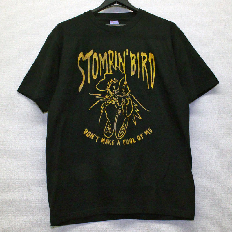 OLD ROOSTER Tシャツ (黒)