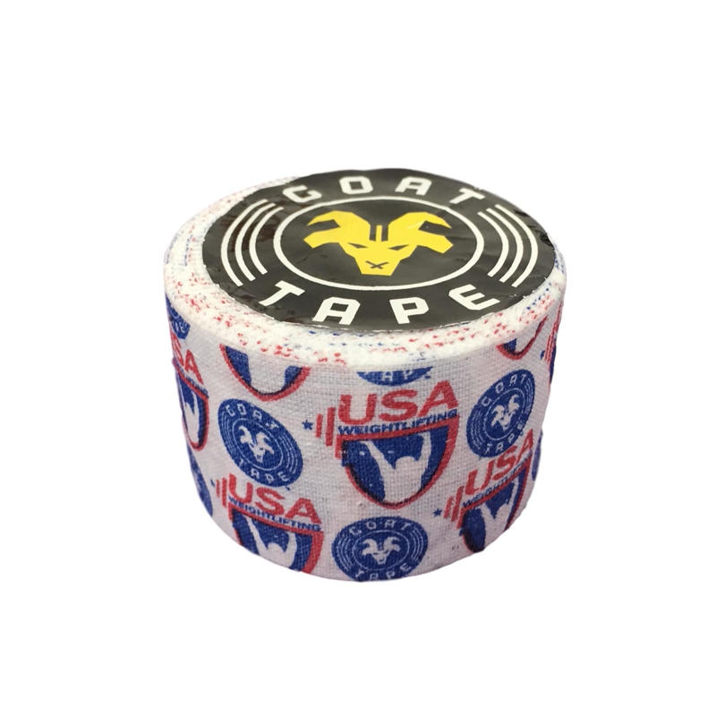 GOAT TAPE / White USA Lifting
