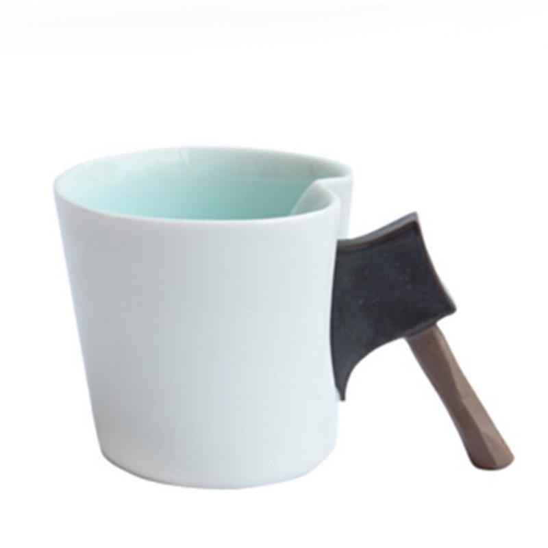 面白い アックス マグカップ