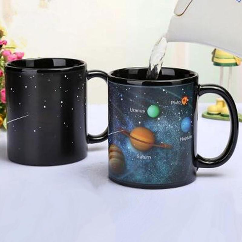 宇宙 魔法のマグカップ