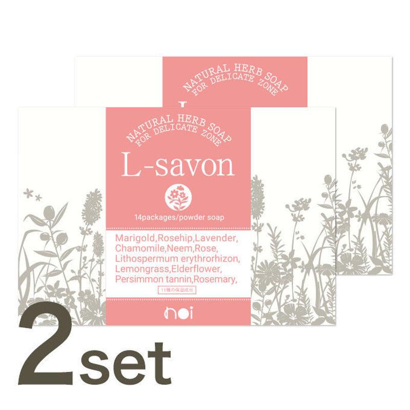 【下旬2個お届け(毎月25日頃)】noi L-savon 2個 定期購入カート