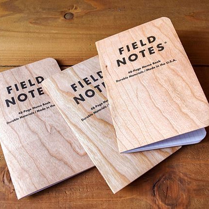 FIELD NOTES / CHERRY GRAPH SET  (5月再入荷予定)