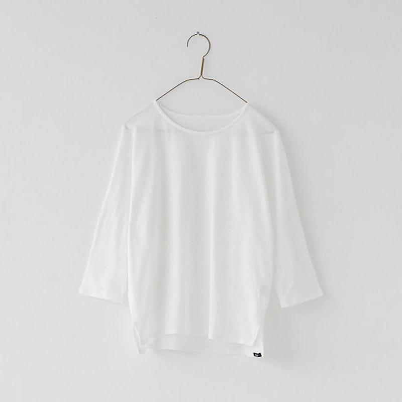 koton オーガニックコットン ドロップショルダーTシャツ