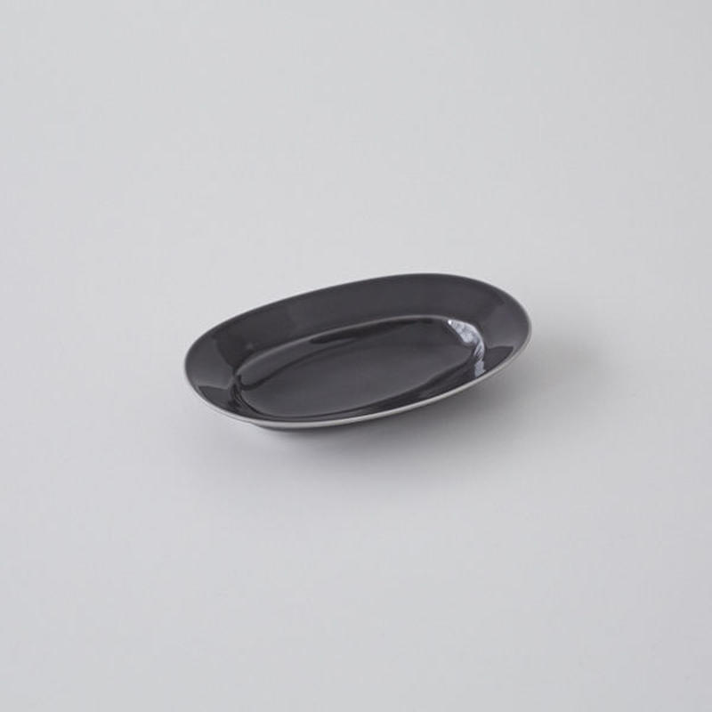 yumiko iihoshi porcelain OVAL PLATE/S