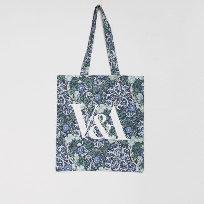 V&A  SEAWEED TOTE BAG