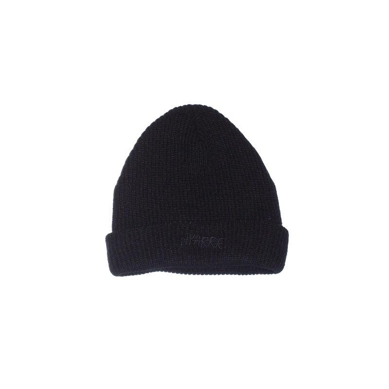NYARRR logo knit cap ( black )