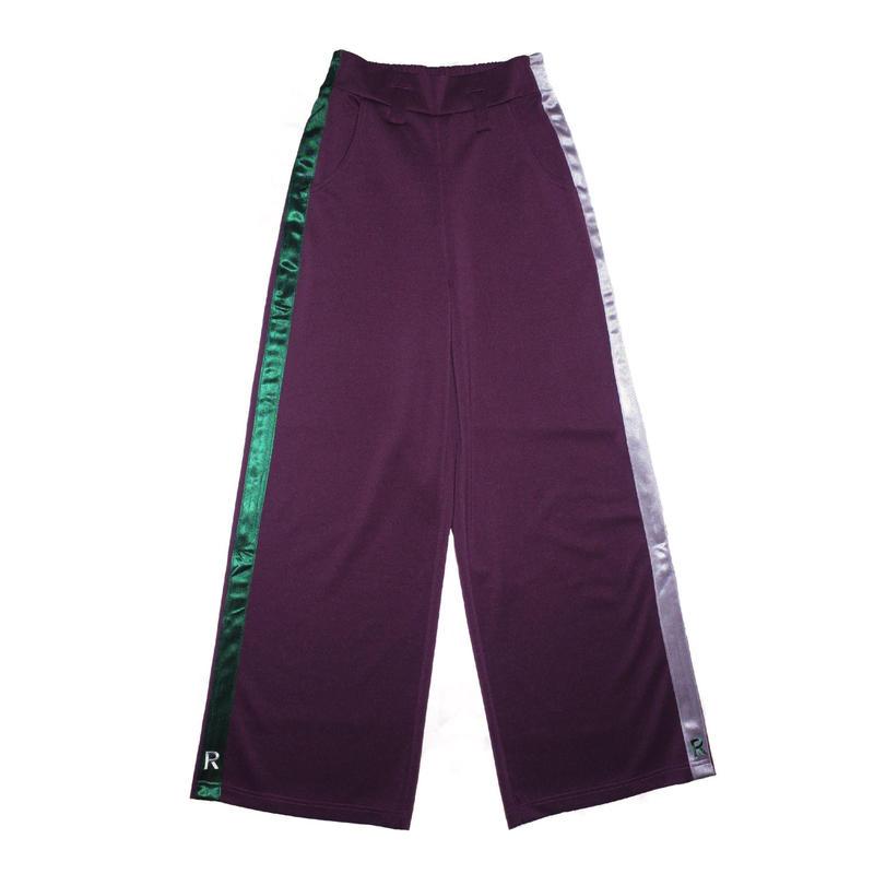 RRR LINE PANTS ver.2 / purple