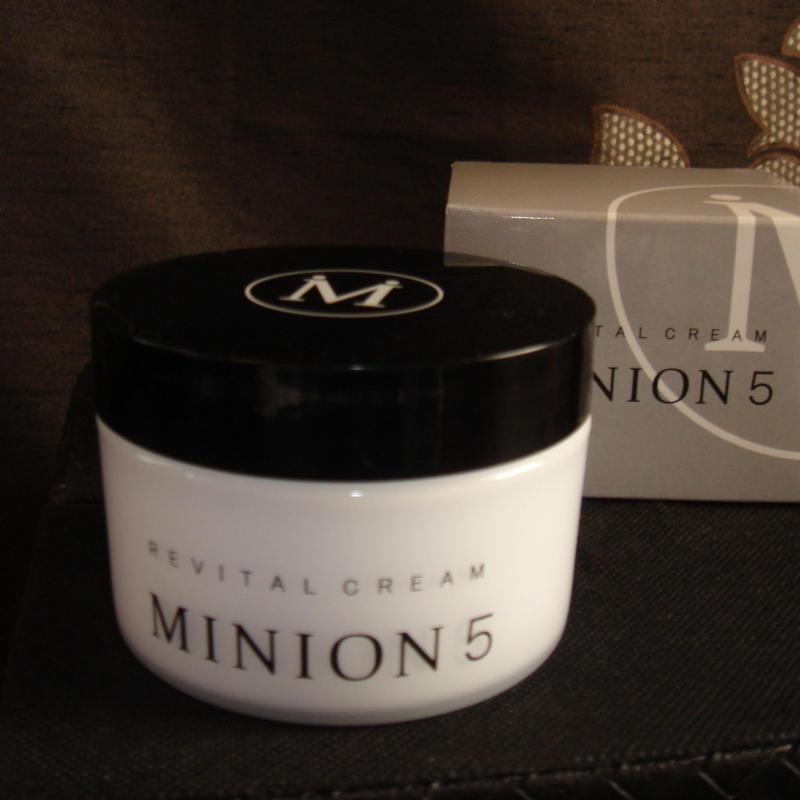 MINION5 ミニオンのリバイタルクリーム/天然成分100% 天然鉱石5%配合 /150g