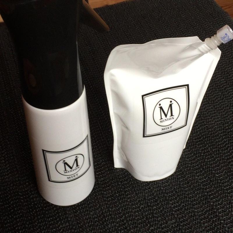 アングレイス福袋/MINION MIST(ミニオンミスト) 活性機能化粧水)350ml+MINION MIST詰替用(ミニオンミスト / 活性機能化粧水) 詰替用 350ml