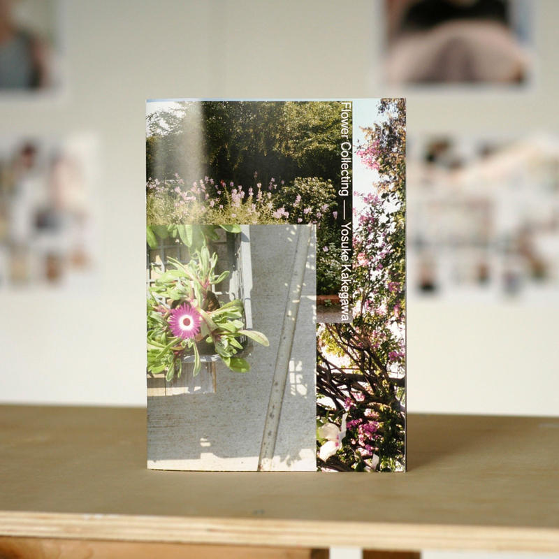 "Yosuke Kakegawa Zine ""Flower Collecting """