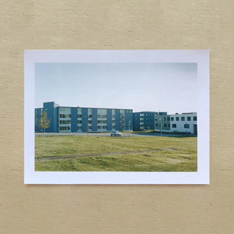 Icelandic Landscape PHOTO-PRINT(No.5)