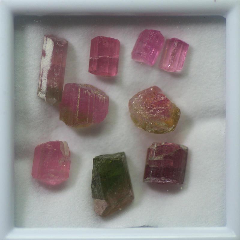トルマリン 原石 セット 025