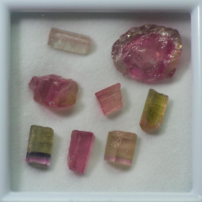 トルマリン 原石 セット 028
