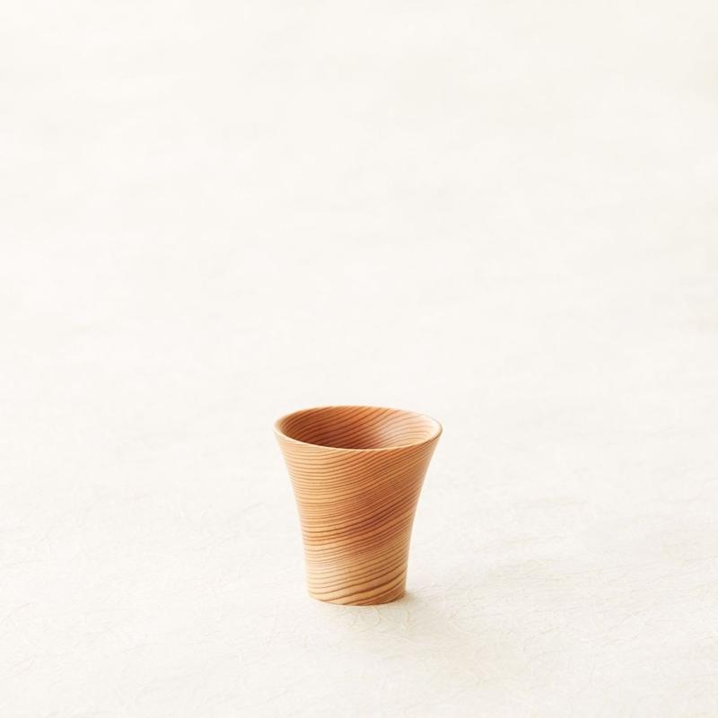 SHIZQ Tsuru Guinomi(Japanese sake cup)