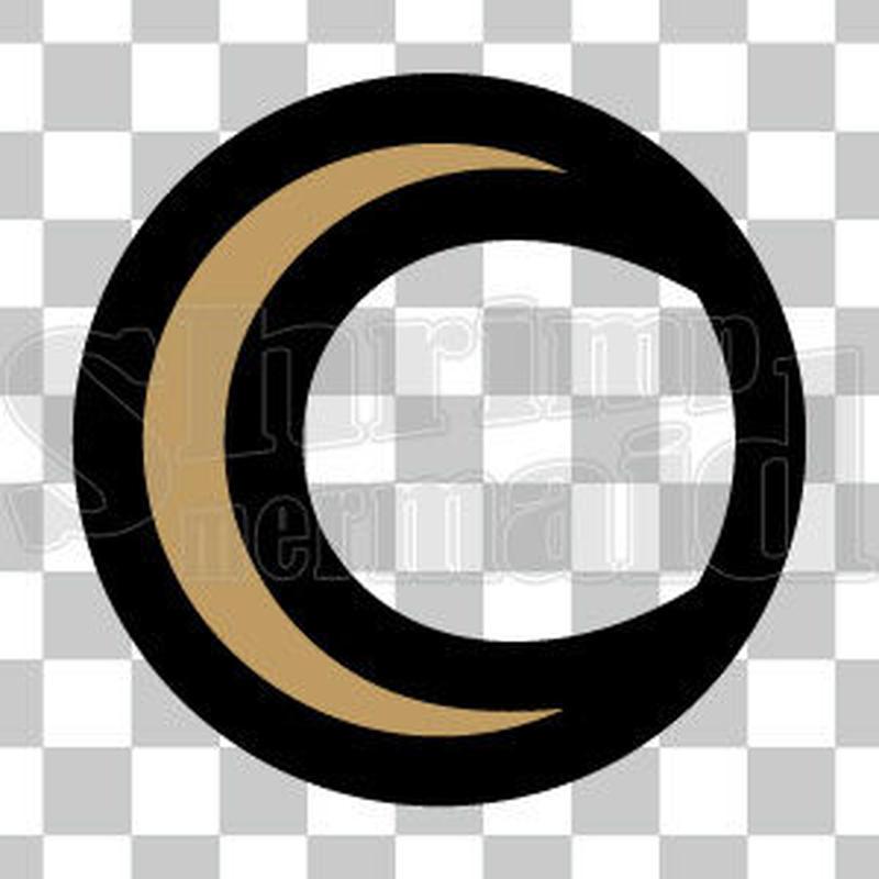 シンプル/色付き黒/png/C