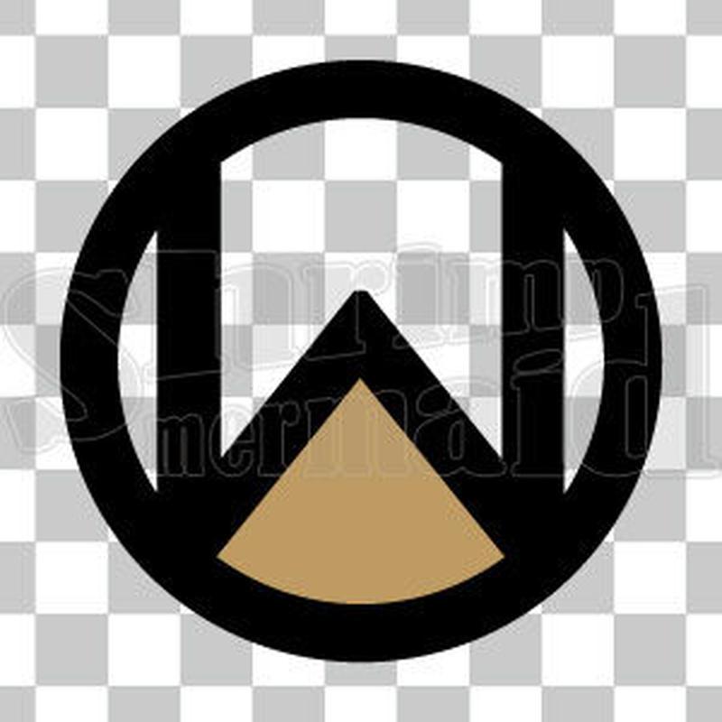 シンプル/色付き黒/png/W