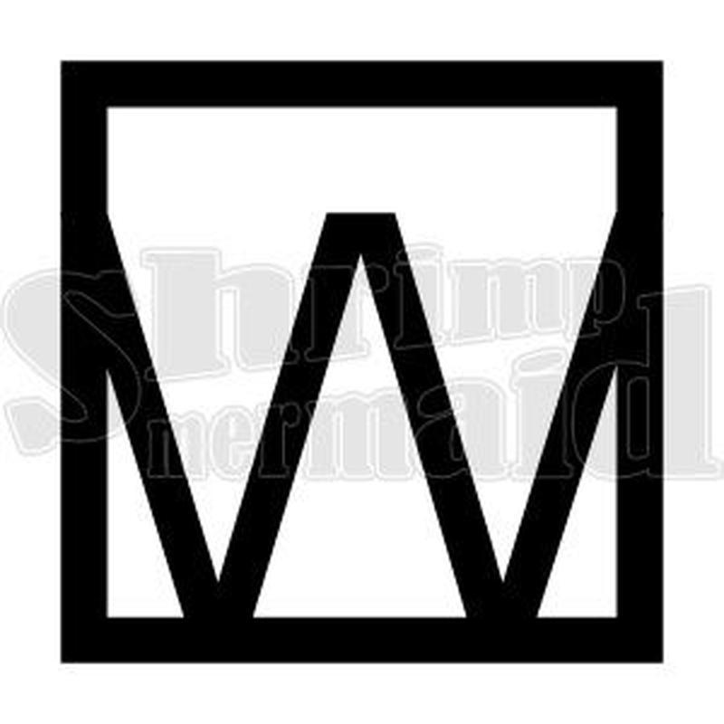 和モダン/白黒/jpg/W