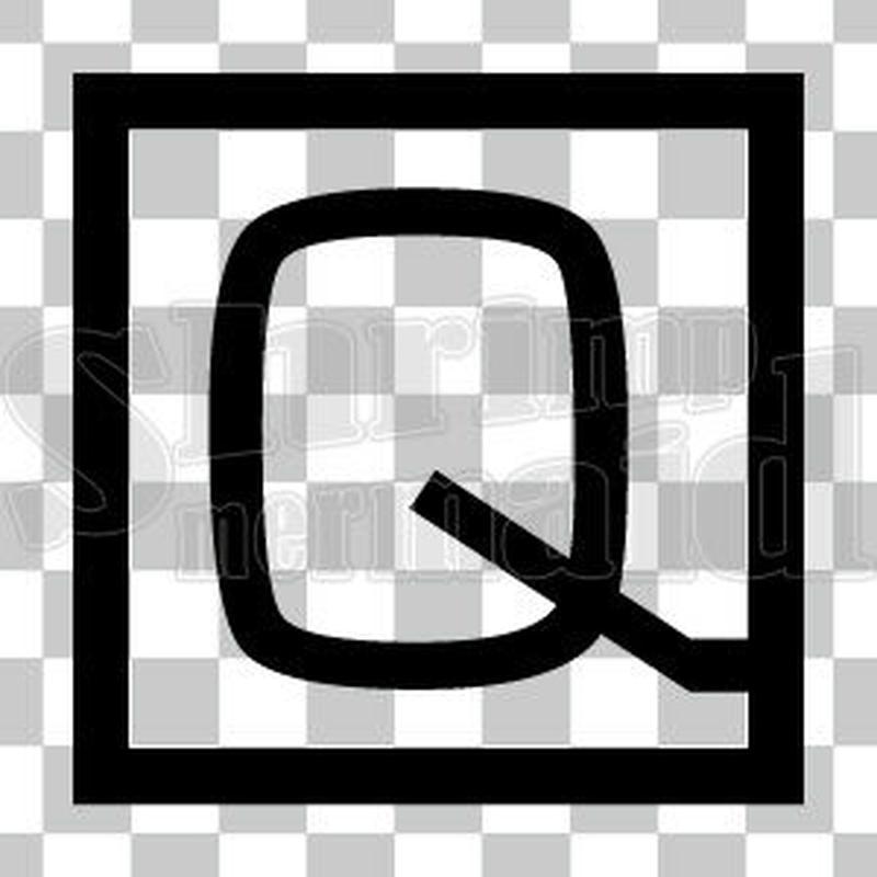 和モダン/黒/png/Q