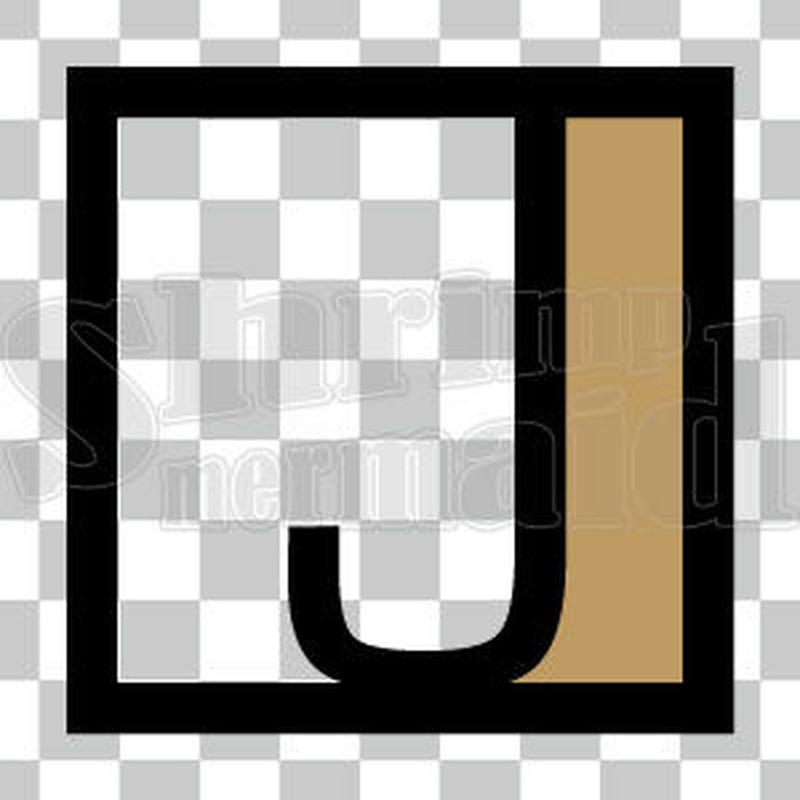 和モダン/色付き黒/png/J