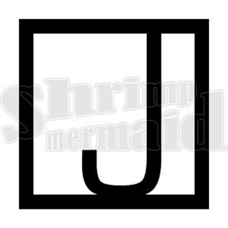 和モダン/白黒/jpg/J
