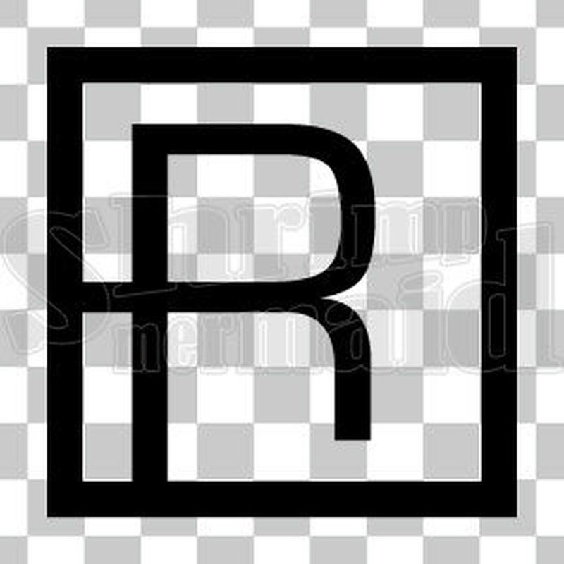 和モダン/黒/png/R