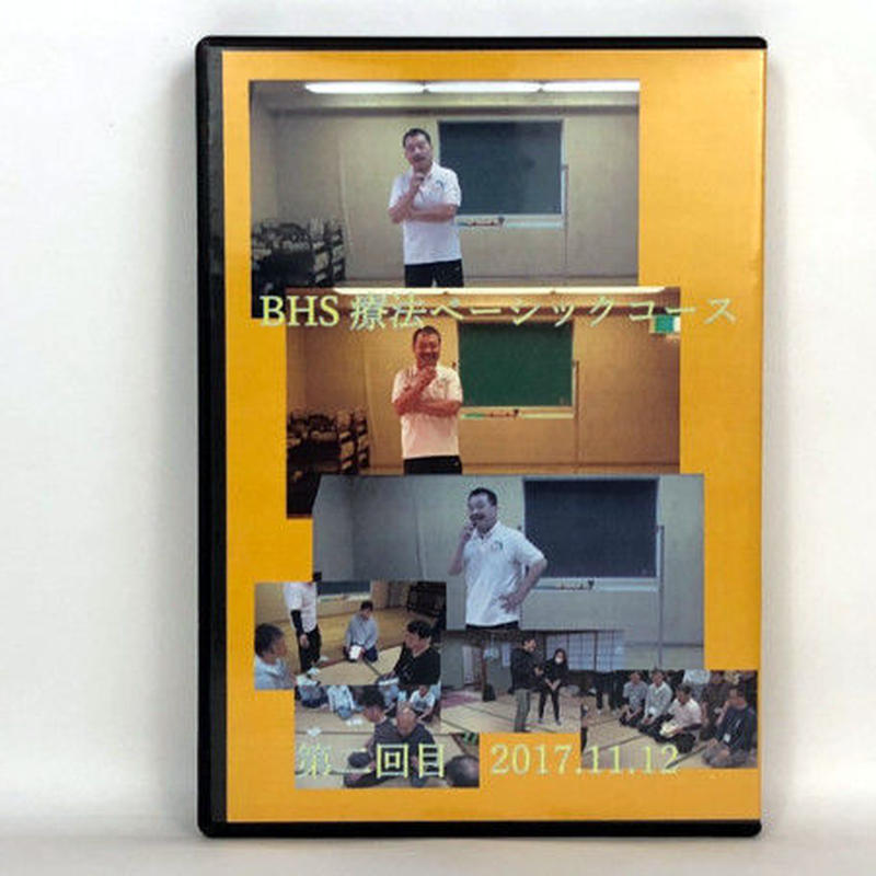 BHS療法ベーシックコース 第二回目 肘井博行