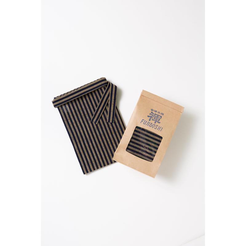 38 CMS / AC01 : 会津木綿褌 受注生産