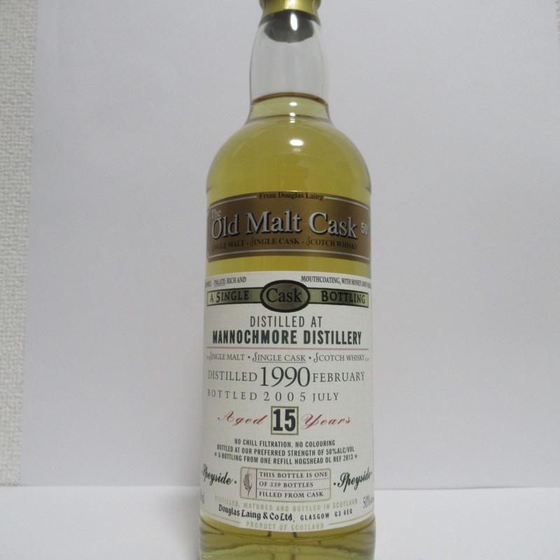 Mannochmore 15yesr 90-05