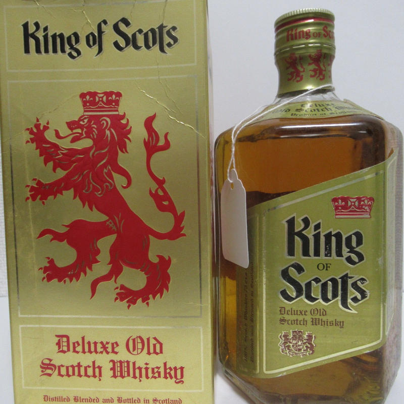 KING OF SCOTS BLENDED WHISKY