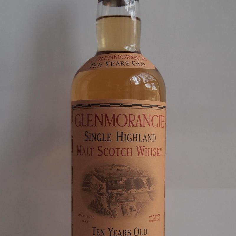 グレンモーレンジー10年 1990年代流通品