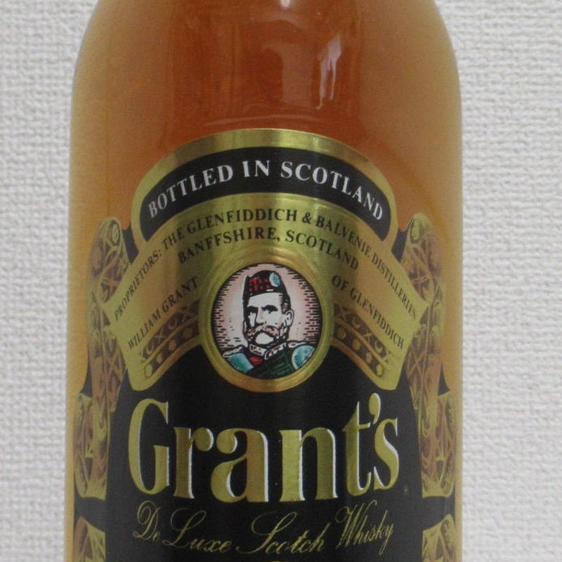 Grant's 12year 1990s 1ltre